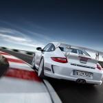 Porsche 911 GT3 RS 4.0 Rear NS Low Race Circuit