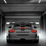 Porsche 911 GT3 RS 4.0 Rear Pit Garage Rear Lights