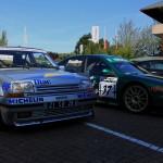 Renault 5 GT Turbo racer Megane Touring Car