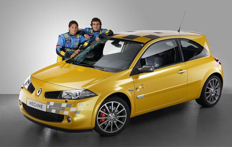 Renaultsport Megane R26 F1