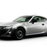 Toyota GT86 RC 2012 Stripped out black