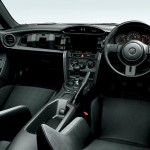 Toyota GT86 RC 2012 Stripped out black interior