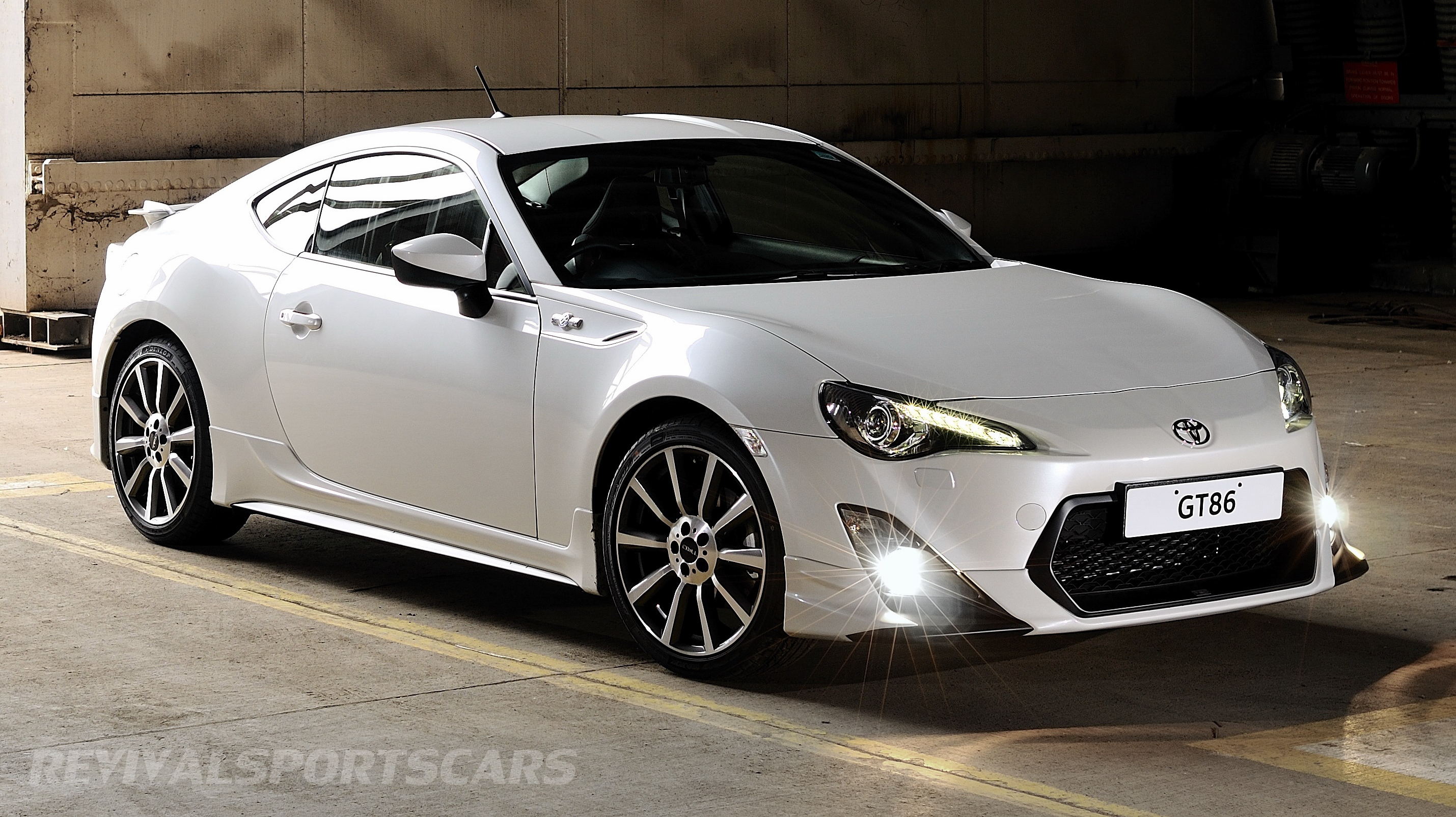Toyota GT86 TRD upgrades UK 2013 small image