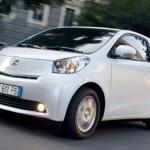 Toyota IQ  free road tax and london congestion