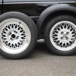 VW Golf GTI 1.8 mk2 - Alloy wheel size compare