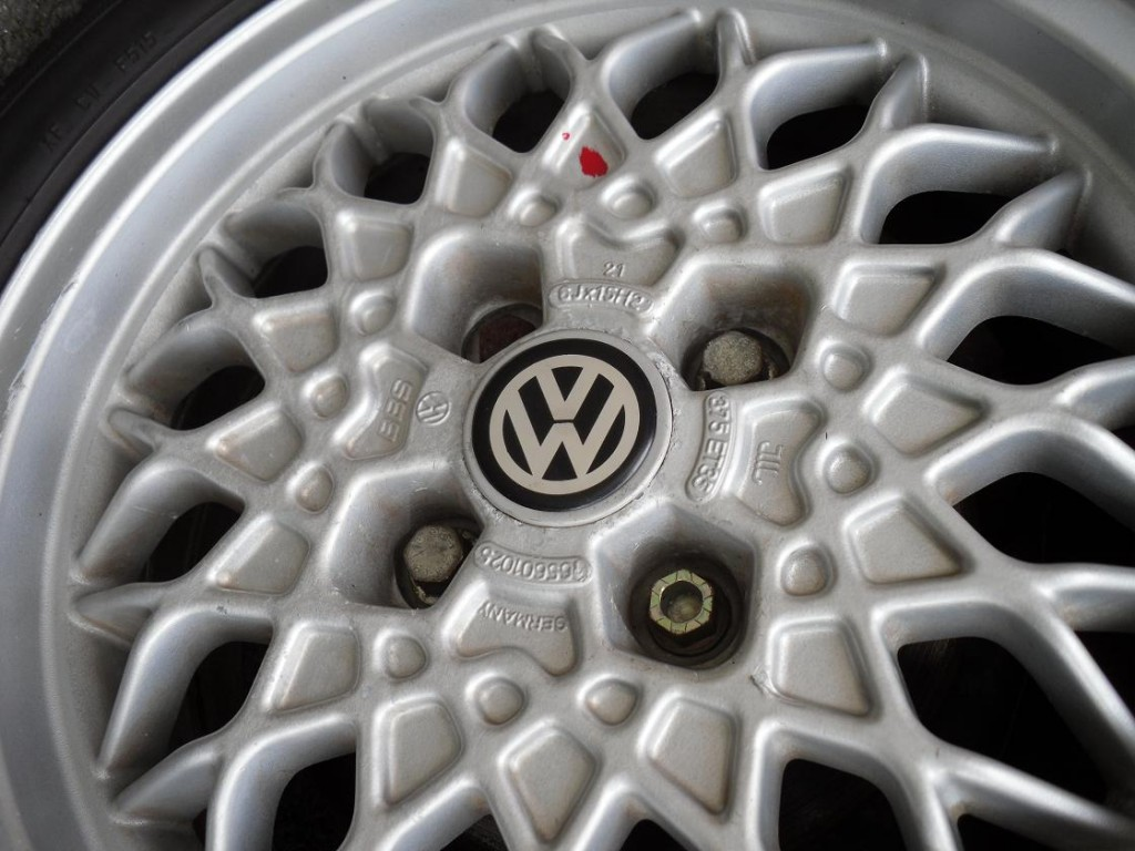 VW Golf GTI 1.8 mk2 - BBS RA