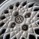 VW Golf GTI 1.8 mk2 - BBS RA 15' Alloy wheels