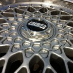 VW Golf GTI 1.8 mk2 - Lenso BSX alloy wheels with BBS centrecaps