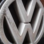 VW Golf GTI 1.8 mk2 - VW badge