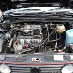 VW Golf GTI 1.8 mk2 - engine bay