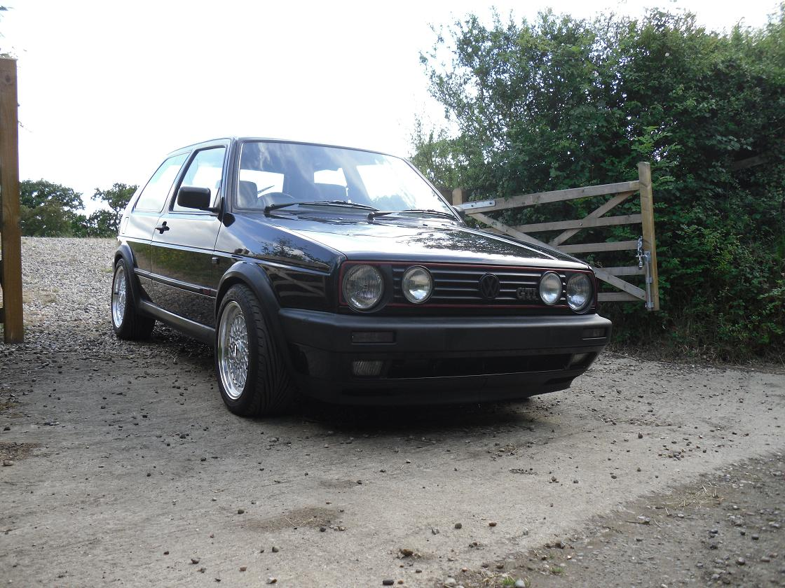 vw golf gti 1 8 mk2 final front revival sports cars. Black Bedroom Furniture Sets. Home Design Ideas