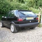VW Golf GTI 1.8 mk2 final nsr