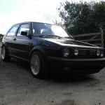 VW Golf GTI 1.8 mk2 final osf