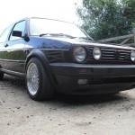VW Golf GTI 1.8 mk2 final osf low