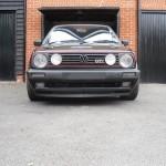 VW Golf GTI 1.8 mk2 front