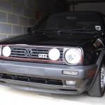 VW Golf GTI 1.8 mk2 - safe in garage