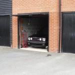 VW Golf GTI 1.8 mk2 - safely stored