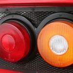 Ferrari F40 1988 Red rear lights