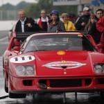 Ferrari F40 1988 circuit front jack