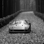 Ferrari F40 1988 classic front