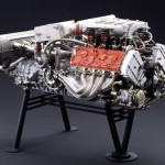 Ferrari F40 1988 engine