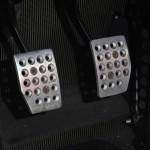 Ferrari F40 1988 interior pedals