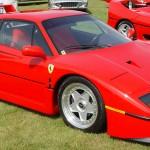 Ferrari F40 1988 red US