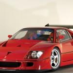 Ferrari F40 LM Front