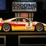 Ferrari F40 LM racing low profile