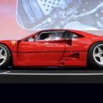 Ferrari F40 LM very low profile