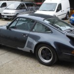 Porsche 911 930 turbo tlc
