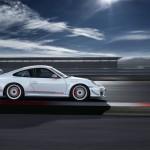Porsche 911 997 GT3 RS 4.0 side track