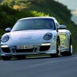 Porsche 911 997 SportClassic front