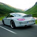 Porsche 911 997 SportClassic rear