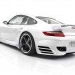 Porsche 911 997 techart turbo