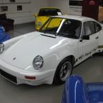 Porsche 911 Carrera RS 930 front