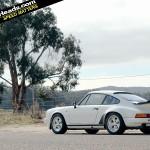 Porsche 911 Carrera RS 930 rear