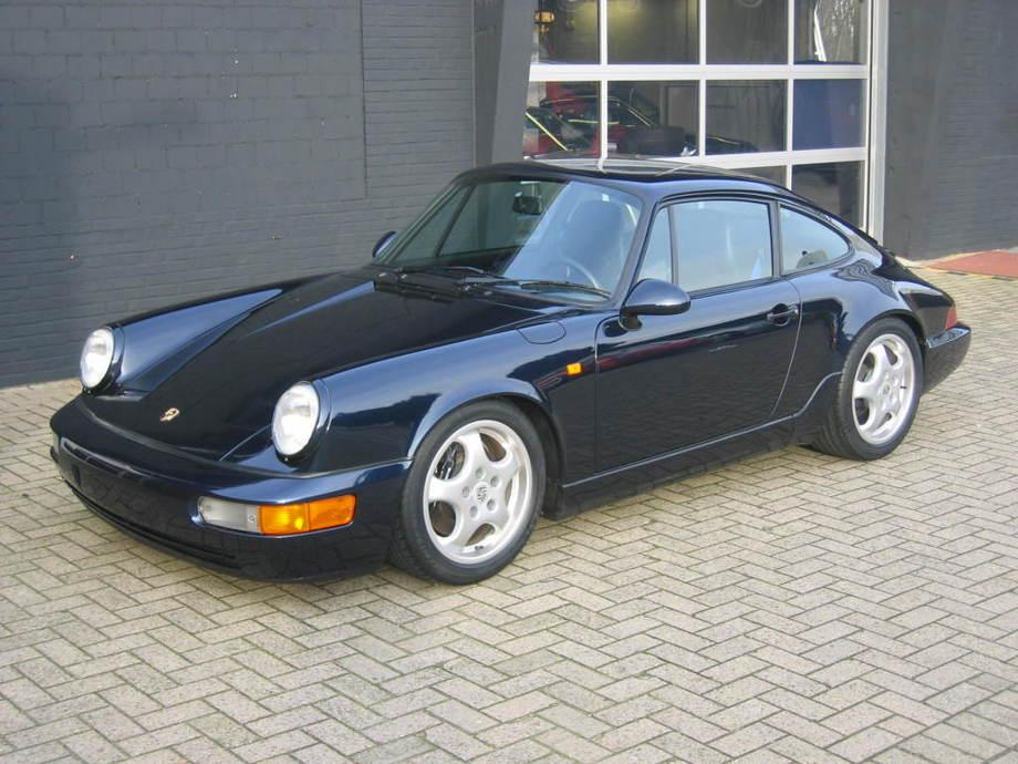 Porsche 911 Car...