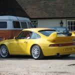 Porsche 911 Carrera RS 993 rear