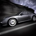 Porsche 911 Carrera RS 996 side