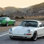 Porsche 911 Carrera RSR singer