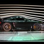 Porsche 911 GT2 RS 997 airflow