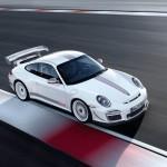 Porsche 911 GT3 Cup S 996 front top track
