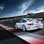 Porsche 911 GT3 Cup S 996 rear top track