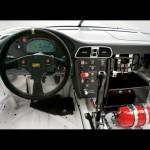 Porsche 911 GT3 Cup S 997 interior closeup
