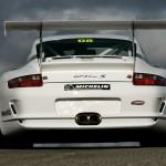Porsche 911 GT3 Cup S 997 rear low