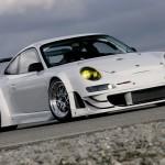 Porsche 911 GT3 RSR 997 low stance