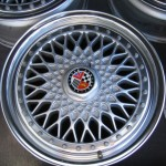 16 inch compomotive bbs cross spoke for Ford Sierra Cosworth