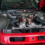 Alfa Romeo 155 2.5 V6 TI DTM 1993 Touring Car engine (1280x859)