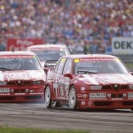 Alfa Romeo 155 2.5 V6 TI DTM 1993 Touring Car multiple (900x600)